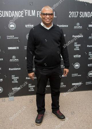 "Editorial image of 2017 Sundance Film Festival - ""Burning Sands"" Premiere, Park City, USA - 24 Jan 2017"