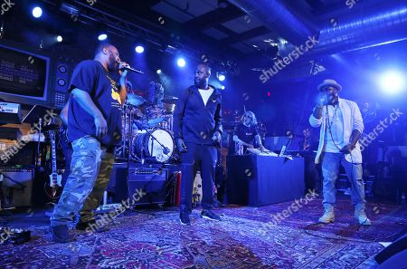Editorial image of 2017 SXSW - The Roots, Austin, USA - 18 Mar 2017