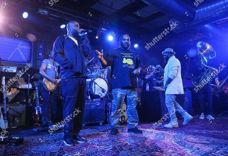 Editorial photo of 2017 SXSW - The Roots, Austin, USA - 18 Mar 2017
