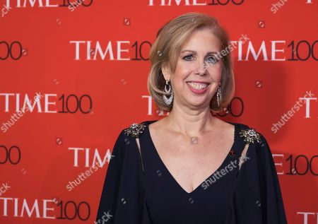 Editorial photo of 2017 TIME 100 Gala, New York, USA - 25 Apr 2017