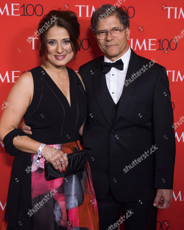 Editorial image of 2017 TIME 100 Gala, New York, USA - 25 Apr 2017
