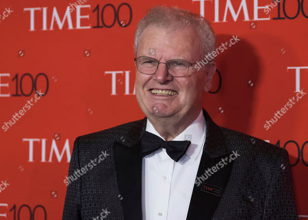 Editorial picture of 2017 TIME 100 Gala, New York, USA - 25 Apr 2017