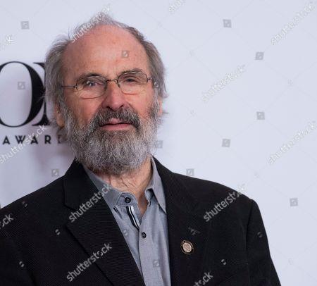 Daniel Sullivan participates in the 2017 Tony Awards Meet the Nominees press day at the Sofitel New York hotel, in New York