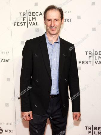 """Richard Topol attends the screening of """"Genius"""", during the 2017 Tribeca Film Festival, at BMCC Tribeca Performing Arts Center, in New York"""