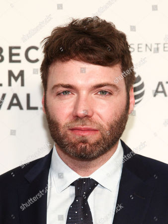 "Seth Gabel attends the screening of ""Genius"", during the 2017 Tribeca Film Festival, at BMCC Tribeca Performing Arts Center, in New York"