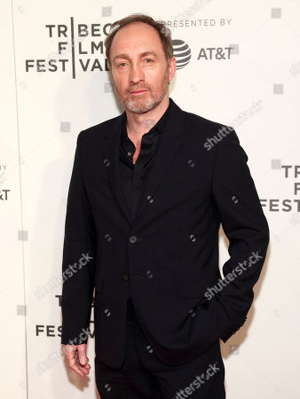 """Stock Photo of Michael McElhatton attends the screening of """"Genius"""", during the 2017 Tribeca Film Festival, at BMCC Tribeca Performing Arts Center, in New York"""
