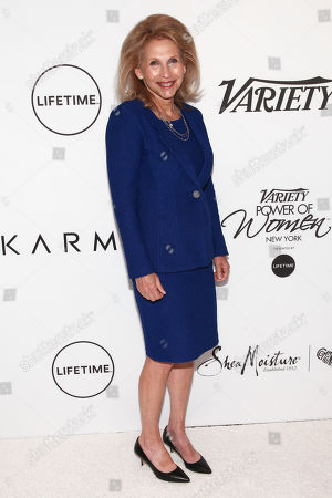 Shari Redstone attends Variety's Power of Women: New York Presented by Lifetime, at Cipriani Midtown, in New York
