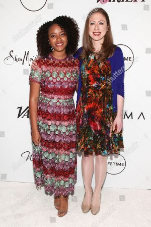 Editorial picture of 2017 Variety's Power of Women: , New York, USA - 21 Apr 2017