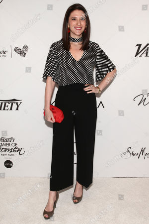 Caroline Hirsch attends Variety's Power of Women: New York Presented by Lifetime, at Cipriani Midtown, in New York