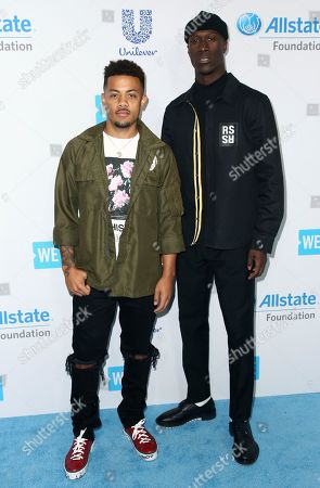 Editorial photo of 2017 WE Day California - Arrivals, Inglewood, USA - 26 Apr 2017