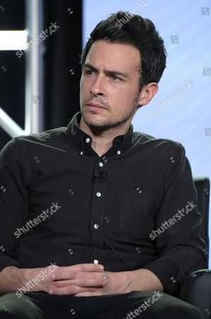 """Stock Image of John Boyd appears at the """"Bones"""" panel during the FOX portion of the 2017 Winter Television Critics Association press tour, in Pasadena, Calif"""