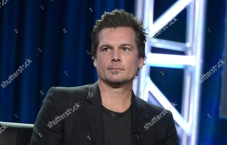 """Executive producer/director Len Wiseman appears at the """"APB"""" panel during the FOX portion of the 2017 Winter Television Critics Association press tour, in Pasadena, Calif"""