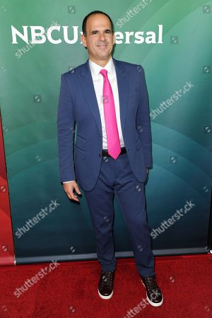 Marcus Lemonis attends the NBCUniversal portion of the 2017 Winter Television Critics Association press tour, in Pasadena, Calif