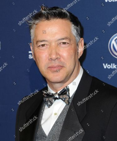 Stock Picture of Russell Wong arrives at the 21st annual Huading Global Film Awards at The Theatre at Ace Hotel, in Los Angeles