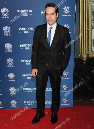 Stock Picture of Jason Patric arrives at the 21st annual Huading Global Film Awards at The Theatre at Ace Hotel, in Los Angeles