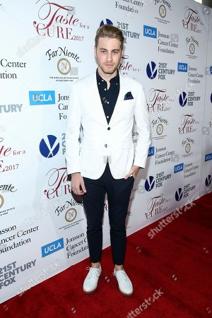 """Cameron Fuller attends the 22nd Annual """"Taste For A Cure"""" held at Beverly Wilshire Hotel, in Beverly Hills, Calif"""