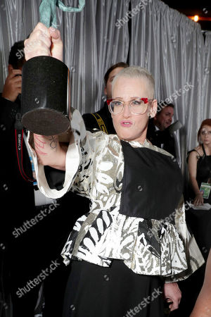 Lori Petty seen at the 23rd Annual SAG Awards, in Los Angeles