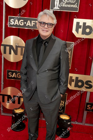 Michael Harney seen at the 23rd Annual SAG Awards, in Los Angeles