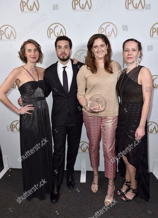 Editorial photo of 28th Annual Producers Guild Awards - Inside, Beverly Hills, USA - 28 Jan 2017