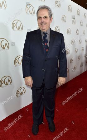 Bill Mechanic arrives at the 28th Annual Producers Guild Awards at the Beverly Hilton, in Beverly Hills, Calif