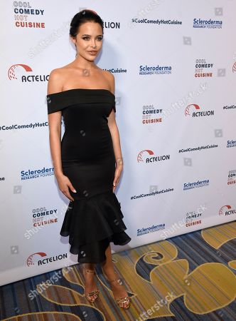 Mara Teigen attends the 30th annual Scleroderma Foundation Benefit at the Beverly Wilshire hotel, in Beverly Hills, Calif