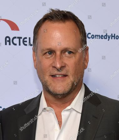 Dave Coulier attends the 30th annual Scleroderma Foundation Benefit at the Beverly Wilshire hotel, in Beverly Hills, Calif