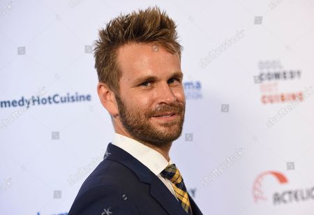 John Brotherton attends the 30th annual Scleroderma Foundation Benefit at the Beverly Wilshire hotel, in Beverly Hills, Calif
