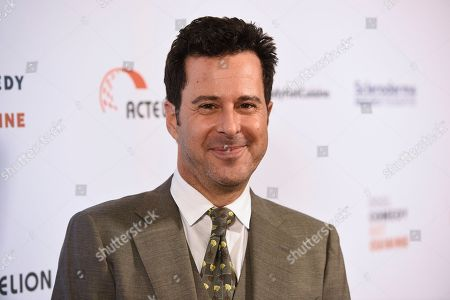 Jonathan Silverman attends the 30th annual Scleroderma Foundation Benefit at the Beverly Wilshire hotel, in Beverly Hills, Calif