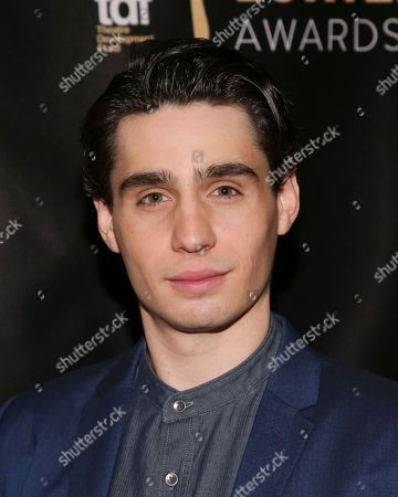 Bobby Conte-Thornton attends the 32nd Annual Lucille Lortel Awards at the NYU Skirball Center, in New York