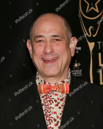 Stock Image of David Dorfman attends the 32nd Annual Lucille Lortel Awards at the NYU Skirball Center, in New York