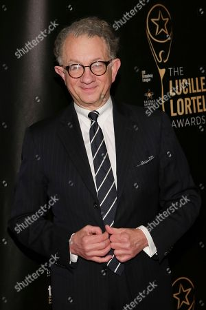 Costume designer and event honoree William Ivey Long attends the 32nd Annual Lucille Lortel Awards at the NYU Skirball Center, in New York