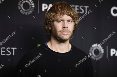 "Eric Christian Olsen attends the 34th annual PaleyFest: ""NCIS: Los Angeles"" event at the Dolby Theatre, in Los Angeles"
