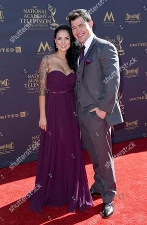 Editorial picture of 44th Annual Daytime Emmy Awards - Arrivals, Pasadena, USA - 30 Apr 2017