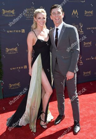 Editorial image of 44th Annual Daytime Emmy Awards - Arrivals, Pasadena, USA - 30 Apr 2017