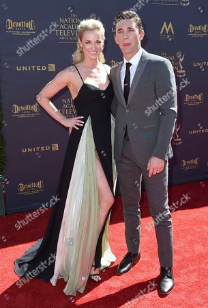 Editorial photo of 44th Annual Daytime Emmy Awards - Arrivals, Pasadena, USA - 30 Apr 2017