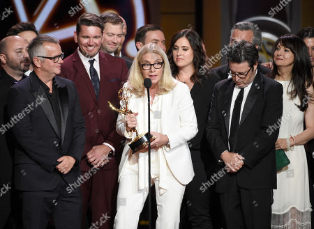 Editorial picture of 44th Annual Daytime Emmy Awards - Show, Pasadena, USA - 30 Apr 2017