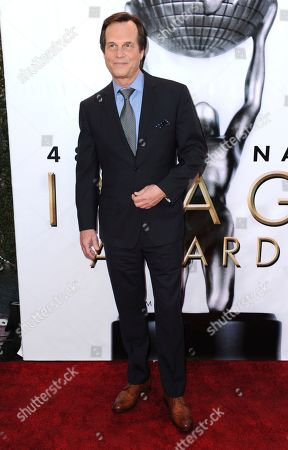 Stock Image of Bill Paxton arrives at the 48th annual NAACP Image Awards at the Pasadena Civic Auditorium, in Pasadena, Calif