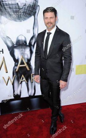 Greg Vaughan arrives at the 48th annual NAACP Image Awards at the Pasadena Civic Auditorium, in Pasadena, Calif