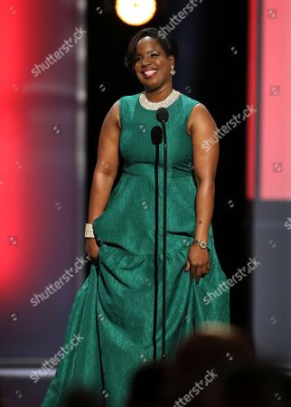 Editorial image of 48th Annual NAACP Image Awards - Show, Pasadena, USA - 11 Feb 2017