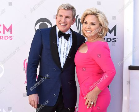 Editorial photo of 52nd Annual Academy Of Country Music Awards - Arrivals, Las Vegas, USA - 2 Apr 2017