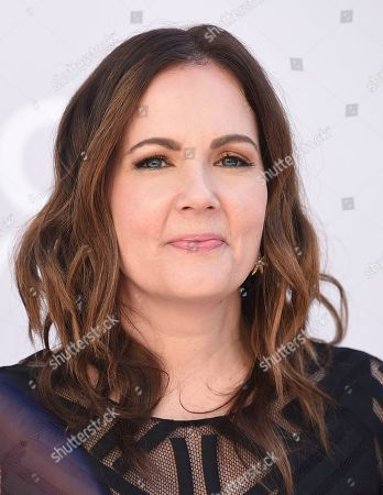 Lori McKenna arrives at the 52nd annual Academy of Country Music Awards at the T-Mobile Arena, in Las Vegas