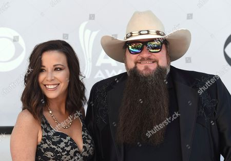 Editorial picture of 52nd Annual Academy Of Country Music Awards - Arrivals, Las Vegas, USA - 2 Apr 2017