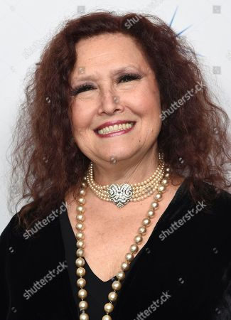 Melissa Manchester arrives at the 65th annual BMI Pop Awards at the Beverly Wilshire Hotel, in Beverly Hills, Calif