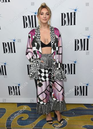 Editorial image of 65th Annual BMI Pop Awards - Arrivals, Beverly Hills, USA - 9 May 2017