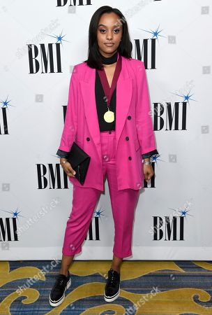 Editorial photo of 65th Annual BMI Pop Awards - Arrivals, Beverly Hills, USA - 9 May 2017