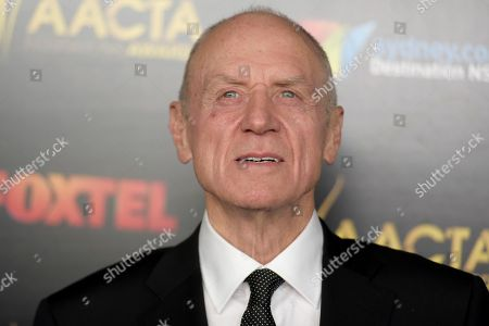 Alan Dale attends the 6th Annual AACTA International Awards held at Avalon Hollywood, in Los Angeles