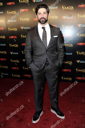 Bren Foster attends the 6th Annual AACTA International Awards held at Avalon Hollywood, in Los Angeles