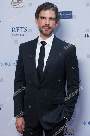 Christopher Gorham arrives at the Uplift Family Services at Hollygrove Gala at the W Hollywood, in Los Angeles