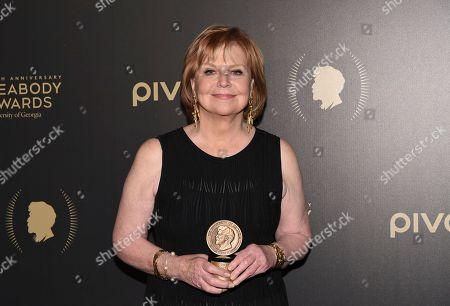 Editorial photo of 75th Annual Peabody Awards Ceremony - Press Room, New York, USA - 21 May 2016