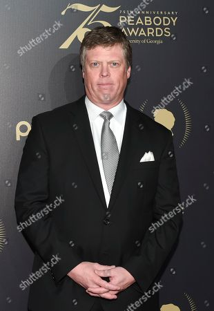 Peabody awards director Dr. Jeffrey P. Jones attends the 75th Annual Peabody Awards Ceremony at Cipriani Wall Street, in New York